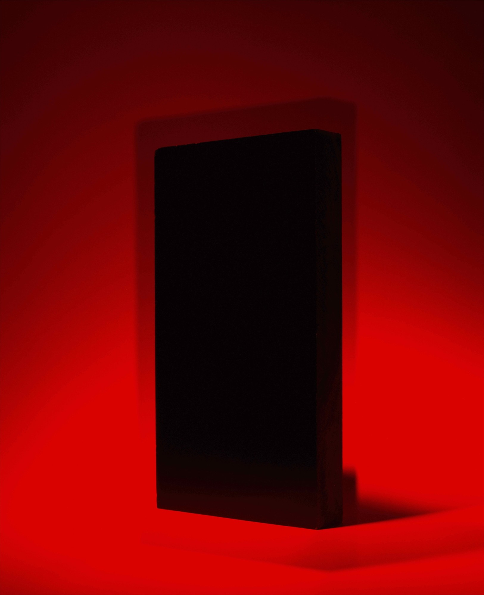DEEP RED (MONOLITH) by DILLON DEWATERS