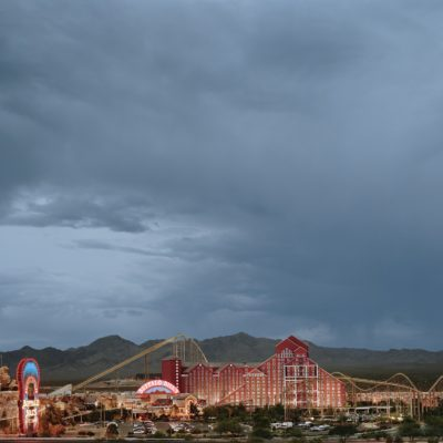Primm, Nevada (From the series Fool's Gold) by Jesse Chehak