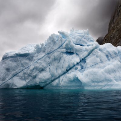 UNTITLED (ICEBERG) by CAMILLE SEAMAN